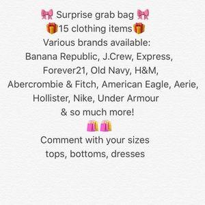 Other - Surprise grab bag!